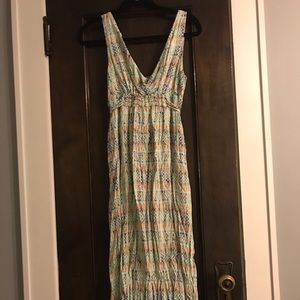 Mossimo Maxi Dress Size S
